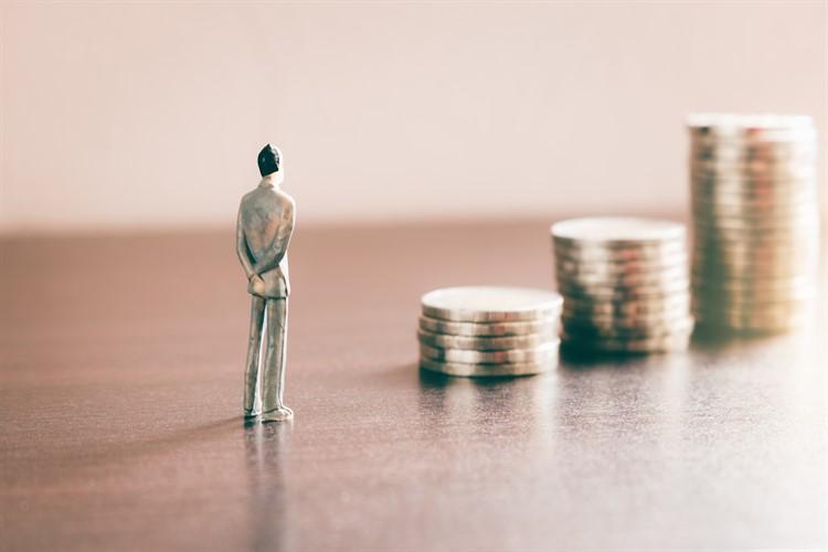 Il capitale cresce nel tempo grazie all'interesse composto